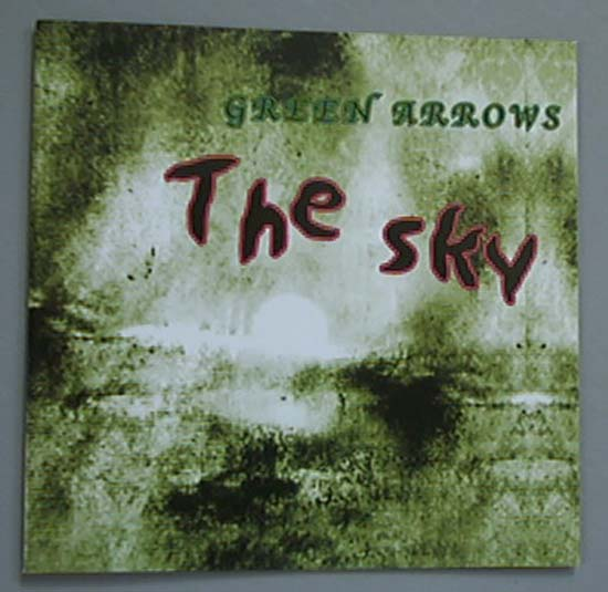 GREEN ARROWS - THE SKY