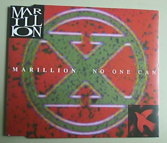 MARILLION - NO ONE CAN(2ND ISSUE) - CD single