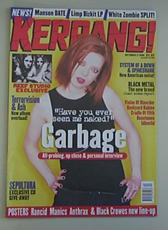 Kerrang No695